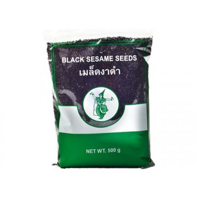 Sesamfrö - Svarta - 500 gram