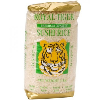 Sushi Ris - Royal Tiger - 1 kg Premium Quality