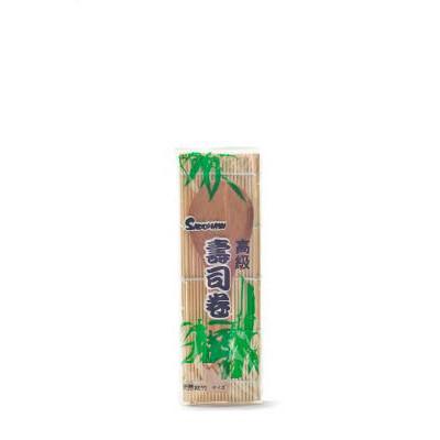 Rullmatta i Bambu - med Träsked