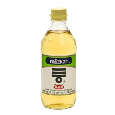 Mizkan färdig risvinäger 500 ml.