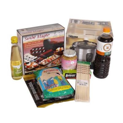 Startpaket med Sushi-Magic och riskokare