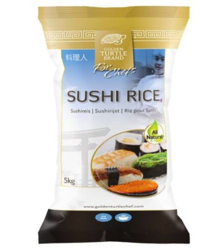sushiris istället för risvinäger
