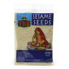 Sesamfrø - Vita - 100 gram